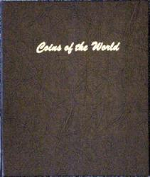 Dansco Album 7011: Coins of the World 10c-50c size