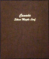 Dansco Album 7215: Canada Silver Maple Leaf