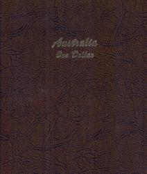 Dansco Album 7339: Australia One Dollar, 1984-Date
