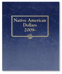 Whitman Album Native American Dollars 2009-Date