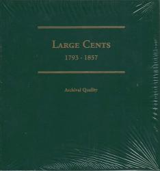 Littleton Album Large Cents 1793-1857