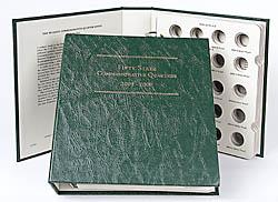Littleton Album Statehood Quarters 2004-2009 w/Proofs