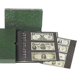 Littleton Album Paper Money with Slipcase