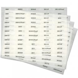 Littleton Album Date Labels 2009-2020