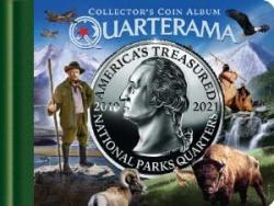 Quarterama National Park Quarters Collector's Coin Album