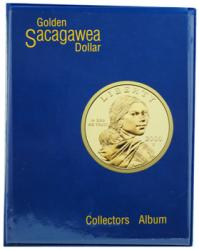 Supersafe Album Sacagawea Dollars