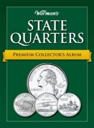 Warman's State Quarters – Premium Collector's Album