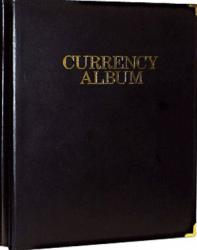 HE Harris Deluxe Currency Album - Modern Notes