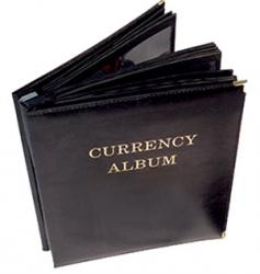 HE Harris Deluxe Currency Album - Large Notes