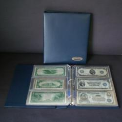 Supersafe Deluxe Currency Album