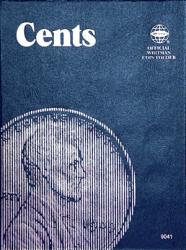 Whitman Folder 9041: Cents Plain