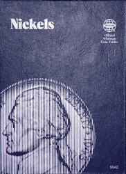 Whitman Folder 9042: Nickels Plain