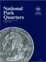 Whitman Folder 2876: National Park Quarters No. 1, 2010-2015