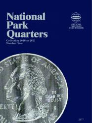 Whitman Folder 2877: National Park Quarters No. 2, 2016-2021