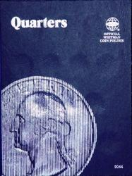 Whitman Folder 9044: Quarters Plain