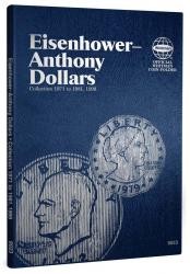 Whitman Folder 9023: Eisenhower/Anthony Dollars, 1971-1999
