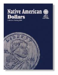 Whitman Folder 3163: Native American Dollars, 2009-Date