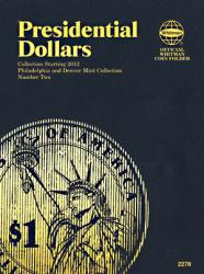 Whitman Folder 2276: Presidential Dollars P&D No. 2, 2012-Date