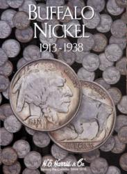 HE Harris Folder 2678: Buffalo Nickels, 1913-1938