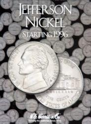 HE Harris Folder 2681: Jefferson Nickels No. 3, 1996-Date