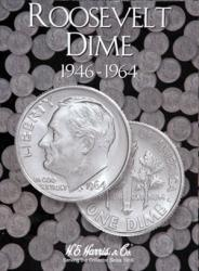 HE Harris Folder 2684: Roosevelt Dimes No. 1, 1946-1964
