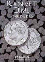 HE Harris Folder 2685: Roosevelt Dimes No. 2, 1965-1999