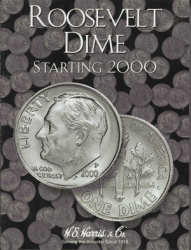 HE Harris Folder 2941: Roosevelt Dimes No. 3, 2000-Date