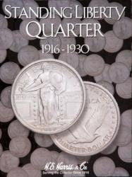 HE Harris Folder 2687: Standing Liberty Quarters, 1916-1930