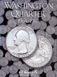 HE Harris Folder 2690: Washington Quarters No. 3, 1965-1987
