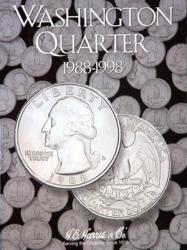 HE Harris Folder 2691: Washington Quarters No. 4, 1988-1998