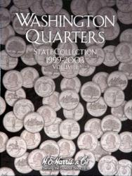 HE Harris Folder 2580: State Quarters No. 1, 1999-2003