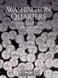 HE Harris Folder 2581: State Quarters No. 2, 2004-2008
