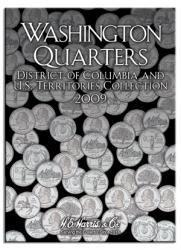 HE Harris Folder 2640: State Quarters No. 3, 2009