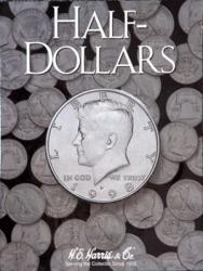 HE Harris Folder 2698: Half Dollars Plain