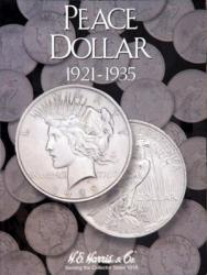 HE Harris Folder 2709: Peace Dollars, 1921-1935