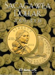 HE Harris Folder 2943: Sacagawea Dollars, 2005-2008