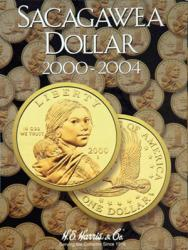 HE Harris Folder 2715: Sacagawea Dollars, 2000-2004
