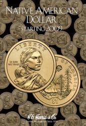 HE Harris Folder 3162: Native American Dollars, 2009-Date