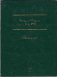 Littleton Folder LCF24: Buffalo Nickels, 1913-1938