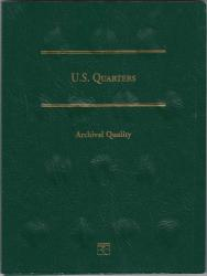 Littleton Folder LCFQ: Quarters Blank