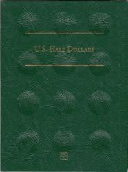Littleton Folder LCFHD: Half Dollars Blank