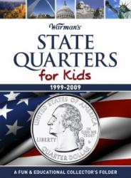 Warman's Folder State Quarters for Kids