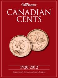 Warman's Folder Canadian Cents 1920-2012