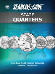 Whitman Search & Save: State Quarters —Including the District of Columbia and U.S. Territories