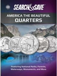 Whitman Search & Save America The Beautiful Quarters