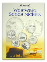HE Harris Folder Westward Journey Series Nickels, 2004-2006