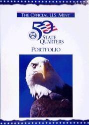 Us Mint 50 State Quarters Portfolio