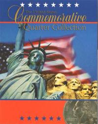 US Commemorative Quarter Collection Map