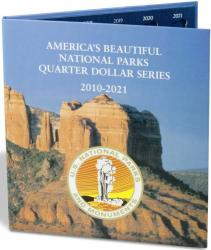 Lighthouse National Park Quarters Folder