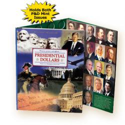 Littleton Folder Presidential Dollars P&D
